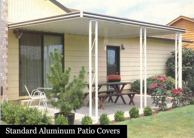 These maintenance free covers are a cost effective way to provide shade. The covers will withstand 90 MPH winds and come with a complete gutter system. & Patio Covers | Las Vegas Patio Covers
