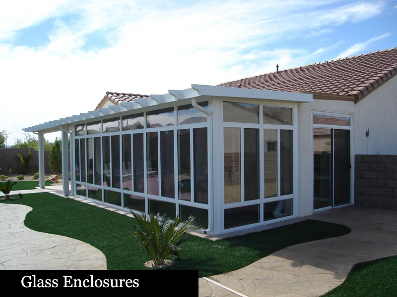 Patio enclosures life rooms screen rooms las vegas patio covers bring the outdoors inside your home with these full view glass walls open the windows anytime to bring a cool breeze through your room solutioingenieria Image collections