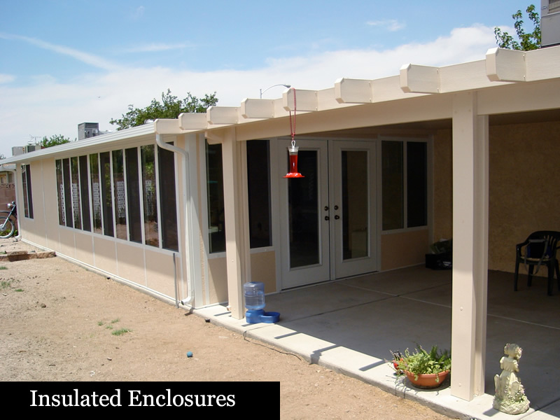 insulated enclosures
