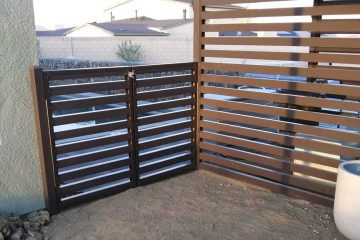 Custom Fences & Gates